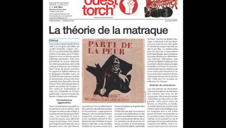 Ouest Torch' #10