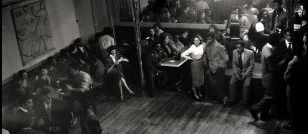 Le bal nègre par Elliott Erwitt - 1952