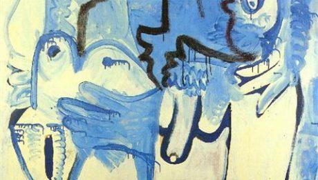 Pablo PicassoHomme et femme