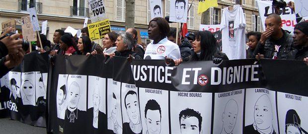 Marche pour la justice et la dignité